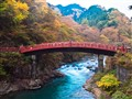 Shinkyo Bridge : Nikko