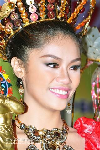 2012 Miss Sinukwan