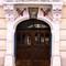 gate in Timisoara Romania