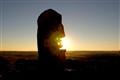 Living Desert - Sunset at Broken Hill