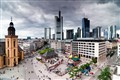 Frankfurt am Main from Zeil