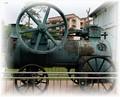 steam railway engine