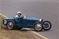 Spinning Bugatti at Sears Point