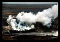 SMOKING VOLCANO... BIG ISLAND HAWAII