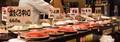 Abundance of sushis