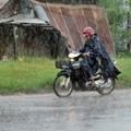 monsoon rains...