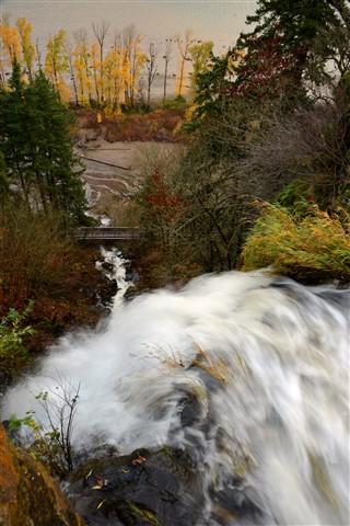 Wah Gwin Gwin Falls, Oregon