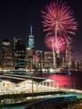 East River Fireworks