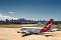 Sydney Airport A380