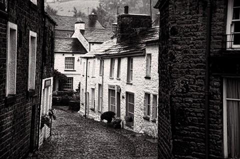 Village Street - Dent, Yorkshire