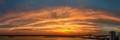 Bright Sky Sunset