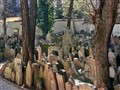 Old Jewish Cemetery, Prague (Cz)