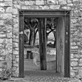 Doorway in Assisi
