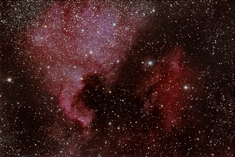 North America Nebula V