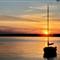 Sandlake sunset