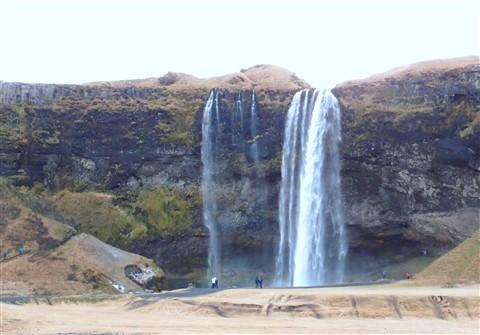 Seljalandsfoss Water Fall