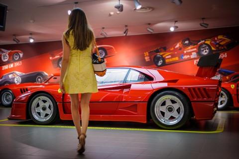 Ferrari GTO Evoluzione _1986
