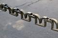 A garden chain inside Kremlin