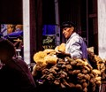 Sponge Seller: Syntagma, Athens