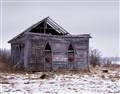 Derelict Church Maitland N.S