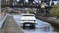 Water Taxi in Ballard Locks
