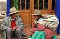 Peru's Sacred Valley Street Scene