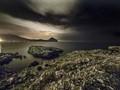 Monte Cofano by night