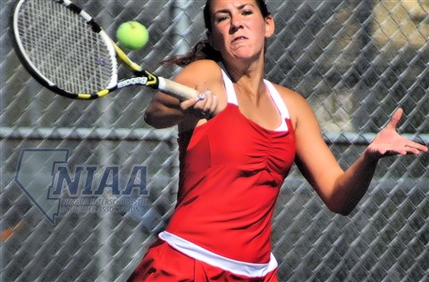 2012 Nevada NIAA HS Tennis / 10-04