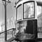 Tram in Praça do Comercio - Lisboa
