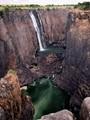 Victoria Falls - Dry