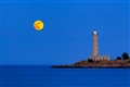 Super Moon by Lighthouse.