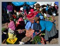 Market at Urubamba valley - Peru