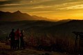 Sunrise at Bison Valley