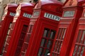 London call boxes