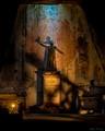 Ossuary Chapel Naples Italy