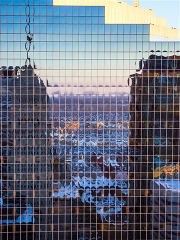 Foshay Reflected