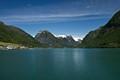 LA 188 Fjaerland Fjord Norway