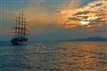 Sea Cloud sunset