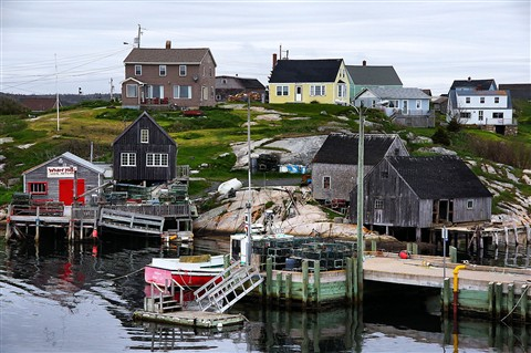 Peggy's Cove dpr
