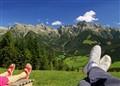 Relaxing in Tyrol