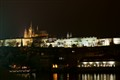 Prague Castle by nigth