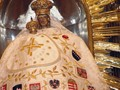 Holy Image of Magna Mater Austriae in Mariazell Basilica, Austria