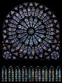 North Rose Window - Notre Dame