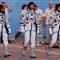 Soyuz 30S crew suited