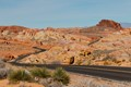 Winding thru the Valley of Fire