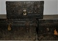 Luggage from another era