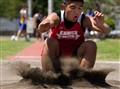 Long jump - high impact