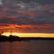 copper harbor crop sunset