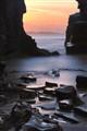 As Illas sunset