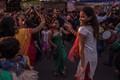 Chhat Puja celebration -on the River bank ,Ganga,Kolkata,India.